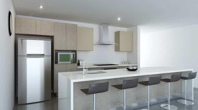 mara playacar phase 2 playa del carmen 3 bedroom condo 8 835x467 - Mara Residences 3 Bed Condo