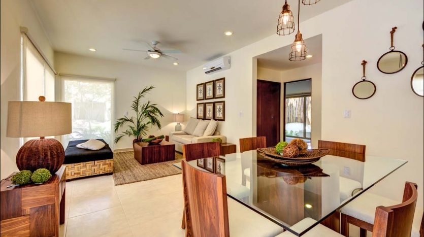 puerta zama tulum 2 bedroom penthouse 01 835x467 - Puerta Zama 2 Bedroom Penthouse