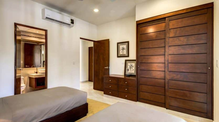puerta zama tulum 2 bedroom penthouse 07 835x467 - Puerta Zama 2 Bedroom Penthouse
