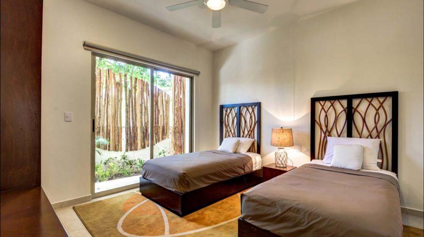 puerta zama tulum 2 bedroom penthouse 08 835x467 - Puerta Zama 2 Bedroom Penthouse