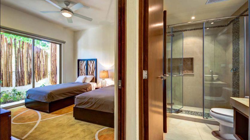puerta zama tulum 2 bedroom penthouse 09 835x467 - Puerta Zama 2 Bedroom Penthouse