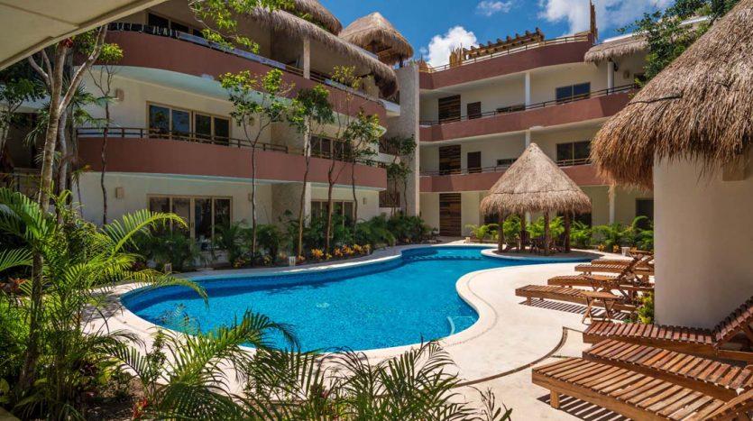 puerta zama tulum 2 bedroom penthouse 10 835x467 - Puerta Zama 2 Bedroom Penthouse