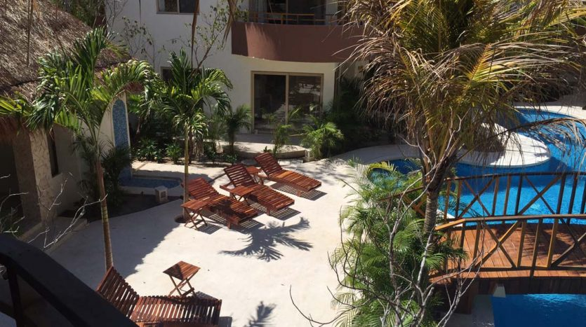 puerta zama tulum 2 bedroom penthouse 16 835x467 - Puerta Zama 2 Bedroom Penthouse