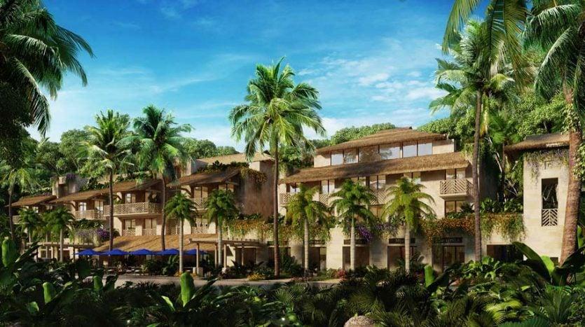 santomar tulum 1 bedroom condo 6 835x467 - Santomar 1 Bedroom Condo