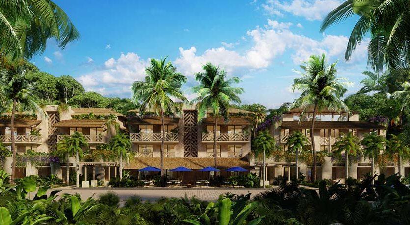 santomar tulum 2 bedroom condo 7 835x459 - Santomar 2 Bedroom Condo
