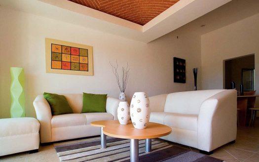 villas talia 204 puerto aventuras 2 bedroom condo 04 525x328 - Villas Talia 2 Bed Condo