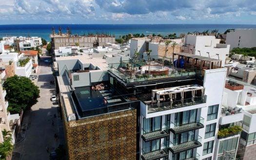 IT hotel 304 playa del carmen 2 bedroom condo 01 525x328 - IT Hotel 2 Bedroom Condo