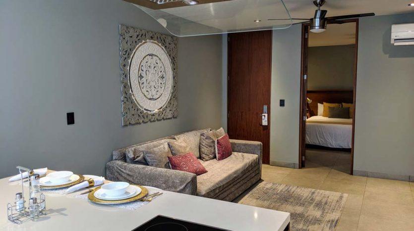 IT hotel 304 playa del carmen 2 bedroom condo 011 835x467 - IT Hotel 2 Bedroom Condo