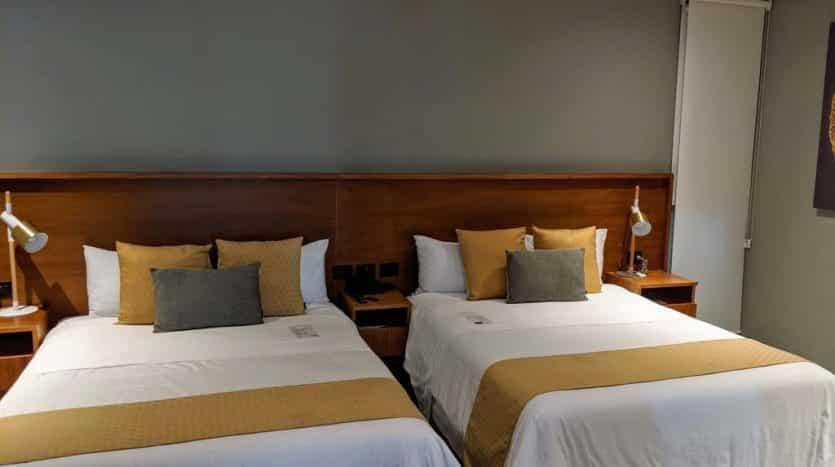 IT hotel 304 playa del carmen 2 bedroom condo 012 835x467 - IT Hotel 2 Bedroom Condo