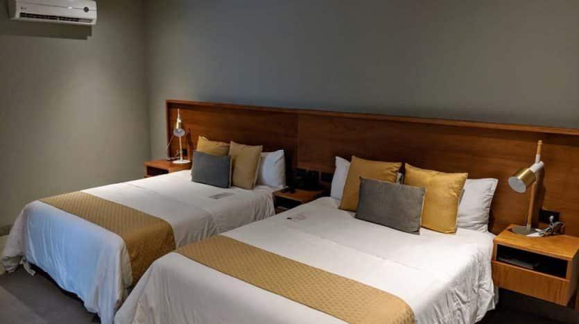 IT hotel 304 playa del carmen 2 bedroom condo 013 835x467 - IT Hotel 2 Bedroom Condo