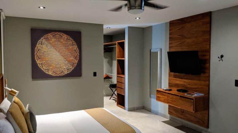 IT hotel 304 playa del carmen 2 bedroom condo 014 835x467 - IT Hotel 2 Bedroom Condo