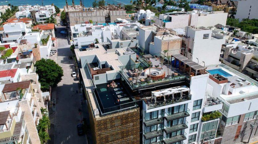 IT hotel 304 playa del carmen 2 bedroom condo 02 835x467 - IT Hotel 2 Bedroom Condo