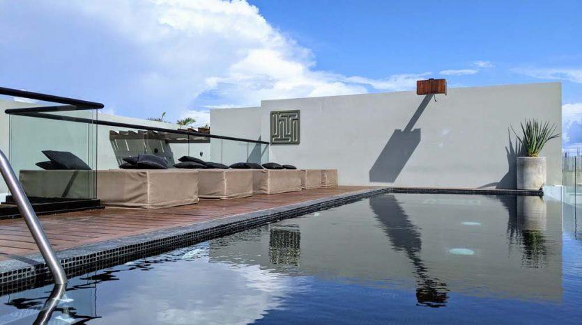 IT hotel 304 playa del carmen 2 bedroom condo 023 835x467 - IT Hotel 2 Bedroom Condo