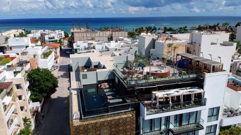 IT hotel 304 playa del carmen 2 bedroom condo 03 835x467 - IT Hotel 2 Bedroom Condo