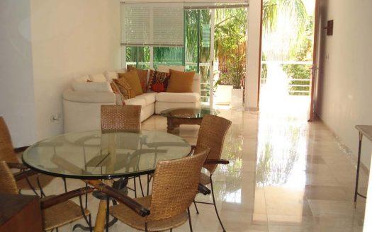 papaya 104 playa del carmen 2 bedroom condo 11 525x328 - Papaya 2 Bedroom Condo