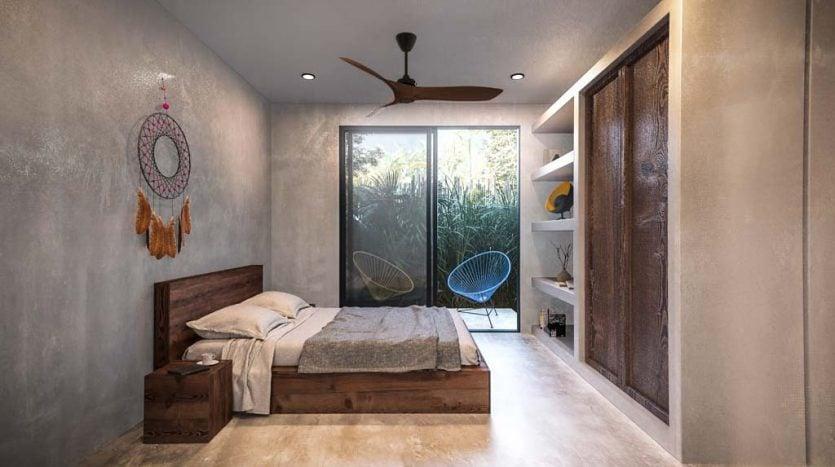 sukha tulum 2 bedroom condo 7 835x467 - Sukha 2 Bedroom Penthouse