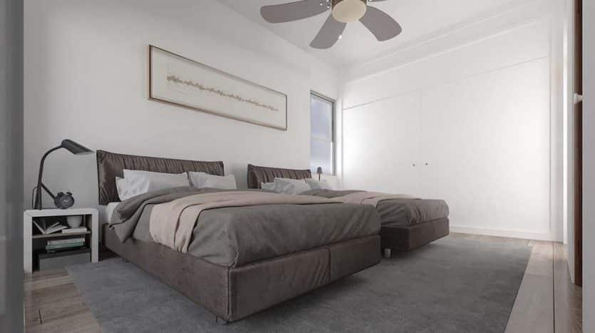 starlight towers playa del carmen 2 bedroom penthouse 13 835x467 - Starlight Towers 2 Bedroom Penthouse