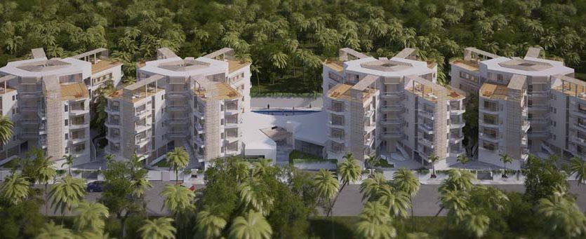 starlight towers playa del carmen 2 bedroom penthouse 6 835x341 - Starlight Towers 2 Bedroom Penthouse