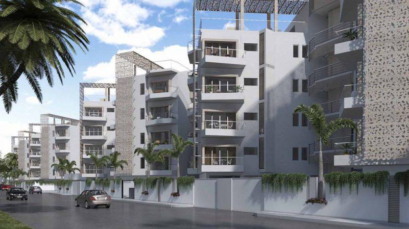 starlight towers playa del carmen 2 bedroom penthouse 8 835x467 - Starlight Towers 2 Bedroom Penthouse