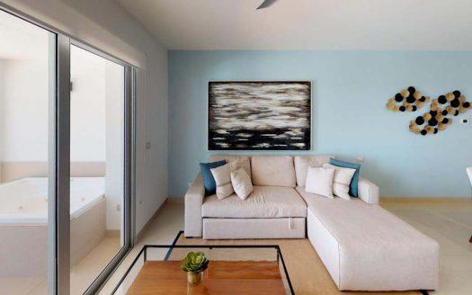mareazul playa del carmen 2 bedroom condo 20 525x328 - Mareazul 2 Bed Condo