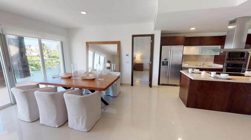 mareazul playa del carmen 3 bedroom condo 10 835x467 - Mareazul 3 Bed Condo
