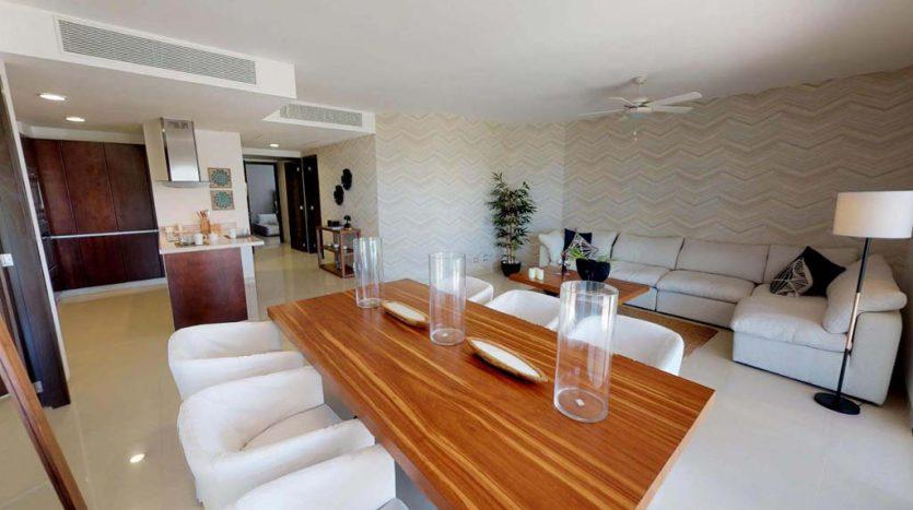 mareazul playa del carmen 3 bedroom condo 11 835x467 - Mareazul 3 Bed Condo