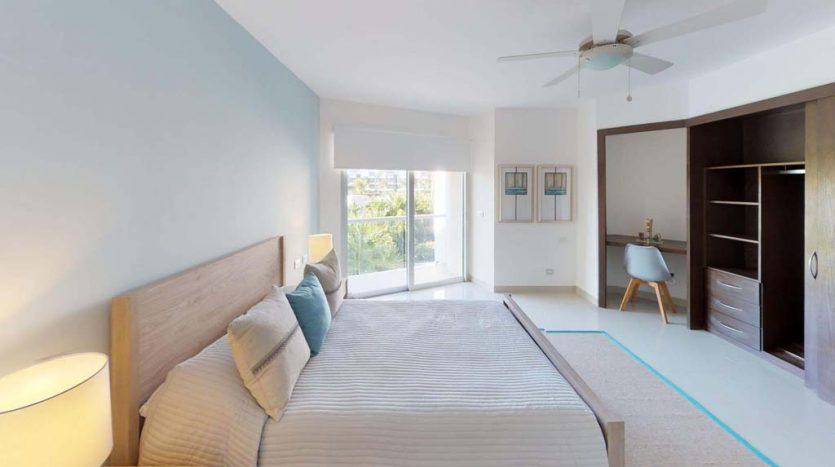mareazul playa del carmen 3 bedroom condo 19 835x467 - Mareazul 3 Bed Condo