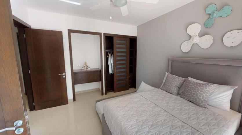 mareazul playa del carmen 3 bedroom condo 2 835x467 - Mareazul 3 Bed Condo