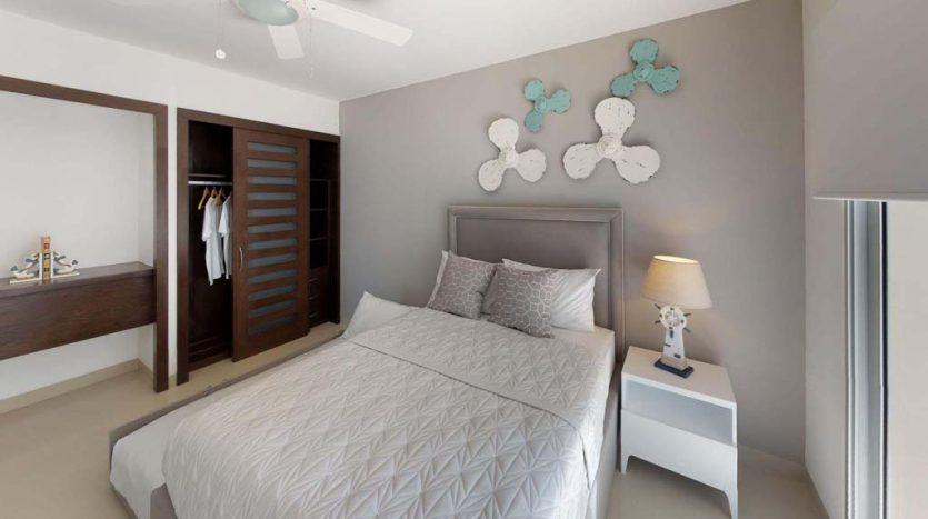 mareazul playa del carmen 3 bedroom condo 21 835x467 - Mareazul 3 Bed Condo