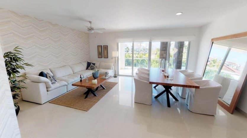 mareazul playa del carmen 3 bedroom condo 6 835x467 - Mareazul 3 Bed Condo