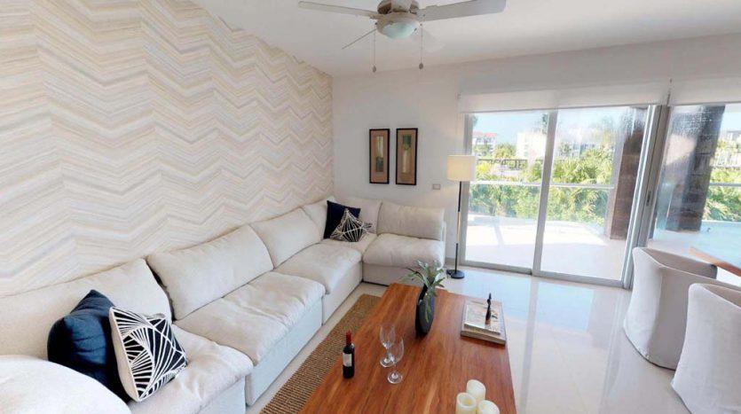 mareazul playa del carmen 3 bedroom condo 9 835x467 - Mareazul 3 Bed Condo