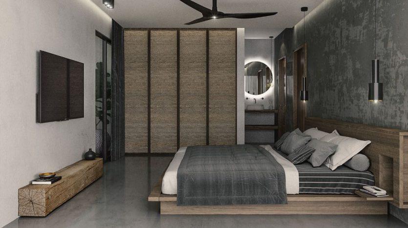 xik condos region 15 tulum 10 835x467 - Xik 1 Bedroom Condo