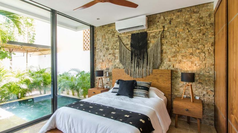 xintok 1 bedroom condo la valeta tulum 11 835x467 - Xintok 1 Bedroom Condo