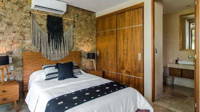 xintok 1 bedroom condo la valeta tulum 12 835x467 - Xintok 1 Bedroom Condo