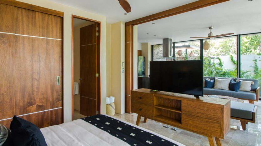 xintok 1 bedroom condo la valeta tulum 13 835x467 - Xintok 1 Bedroom Condo