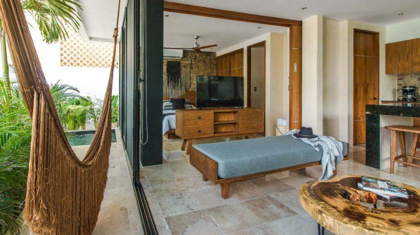 xintok 1 bedroom condo la valeta tulum 17 835x467 - Xintok 1 Bedroom Condo