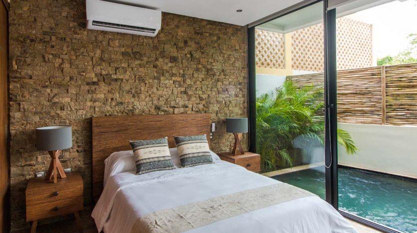 xintok 1 bedroom condo la valeta tulum 23 835x467 - Xintok 1 Bedroom Condo