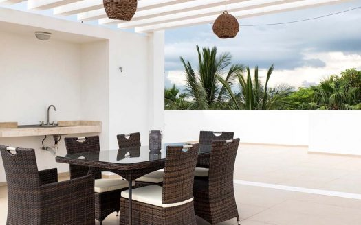 acacia 301 2 bedroom penthouse playa paraiso 002 525x328 - Acacia 2 Bedroom Penthouse