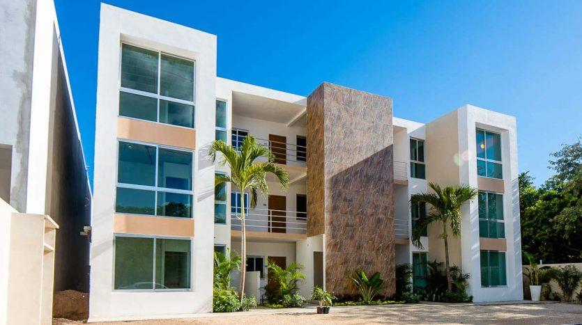 ocean blue 3 bedroom condo playa del carmen 1 835x467 - Ocean Blue 3 Bedroom Condo