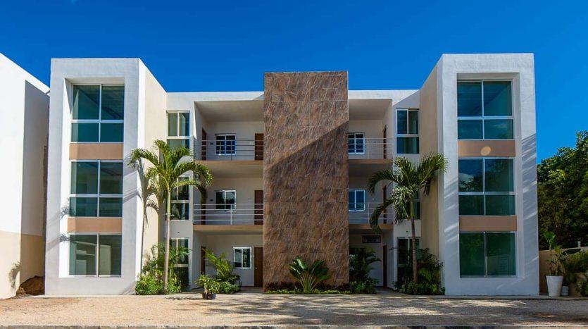 ocean blue 3 bedroom condo playa del carmen 3 835x467 - Ocean Blue 3 Bedroom Condo
