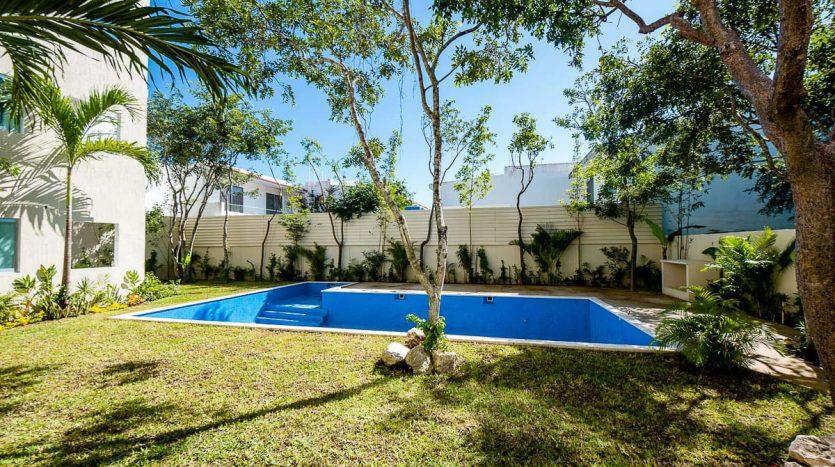 ocean blue 3 bedroom condo playa del carmen 5 835x467 - Ocean Blue 3 Bedroom Condo