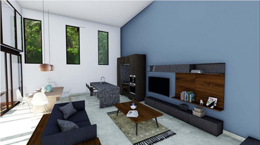 La Vista 2 Bedroom Condo