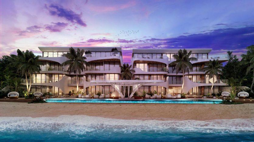 Tankah 52 Beachfront Condos