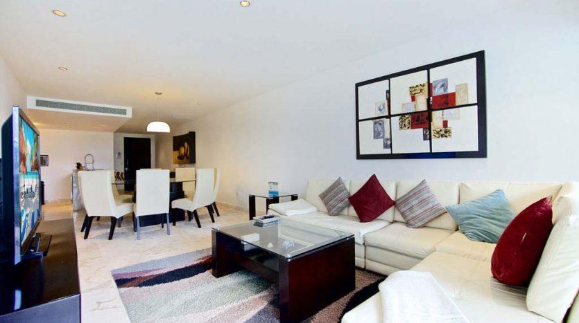 Elements 2-Bed Garden Suite