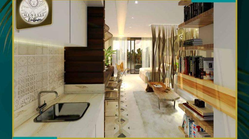 Menesse Tulum Studio Penthouse