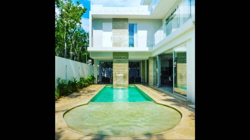 Aldea Zama 5 Bedroom House