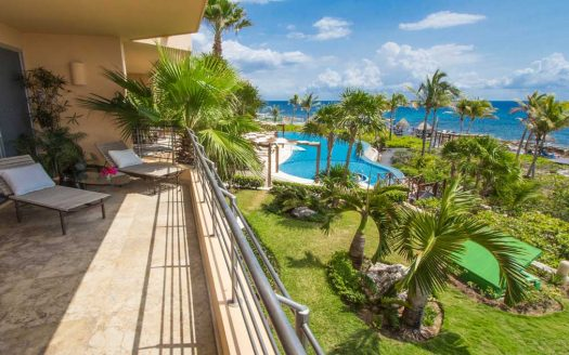 Punta Roca 2 Bedroom Ocean View Condo