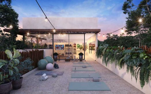 Gran Tulum 2 Bedroom Penthouse