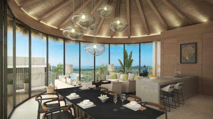 Naomi Beach 2 Bedroom Penthouse