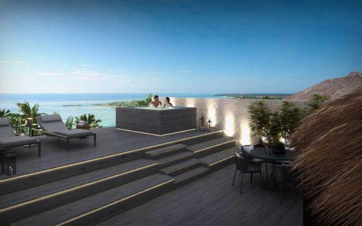 Naomi Beach 3 Bedroom Penthouse